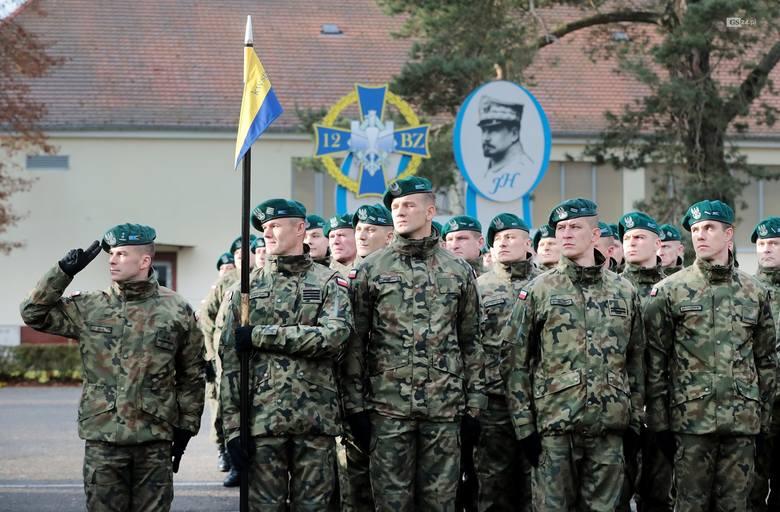 """Żołnierze """"Błękitnej Brygady"""" ze Szczecina jadą na misję ONZ do Libanu. Wracajcie cali i zdrow! [ZDJĘCIA, WIDEO]"""