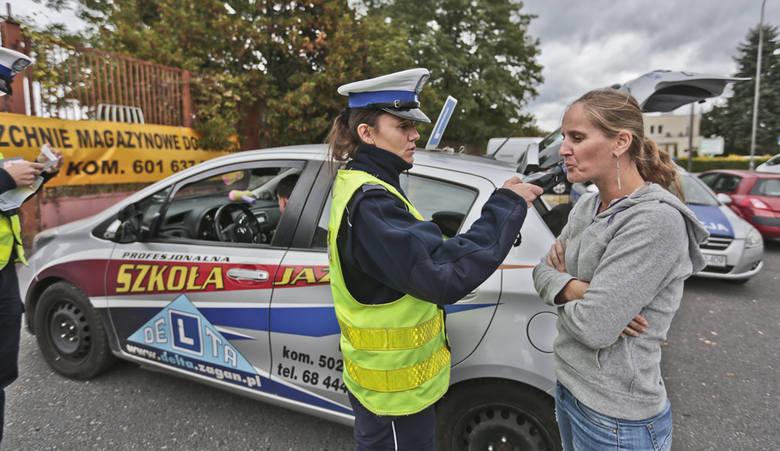 policja kontrola trzeźwości