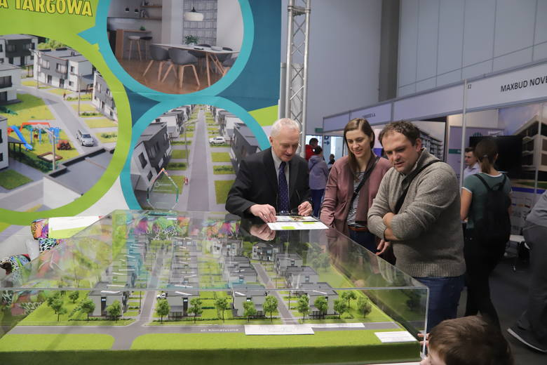 Targi Mieszkań i Domów w Łodzi. Zobacz zdjęcia z Expo-Łódź