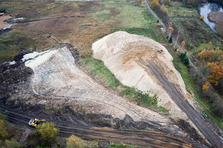Trwa budowa obwodnicy Koszalin - Sianów. Na jej przebiegu ma być pięć węzłów drogowych oraz trzy przecięcia z innymi drogami. Jak to ma wyglądać w praktyce?