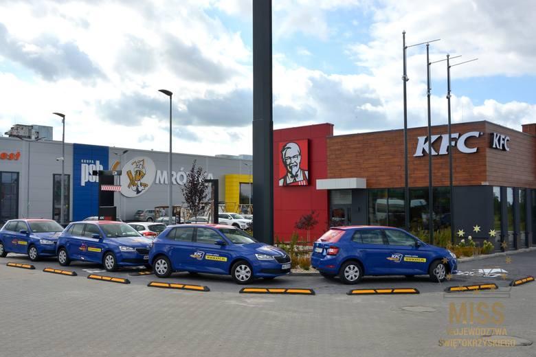 Rusza nowa restauracja KFC w Kielcach. Będzie darmowy poczęstunek na otwarcie!
