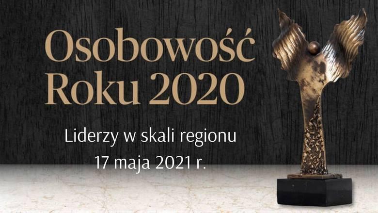 Trwa wielka akcja Osobowość Roku 2020. Głosowanie prowadzone jest w pięciu kategoriach: Kultura, Działalność społeczna i charytatywna, Biznes oraz Polityka,