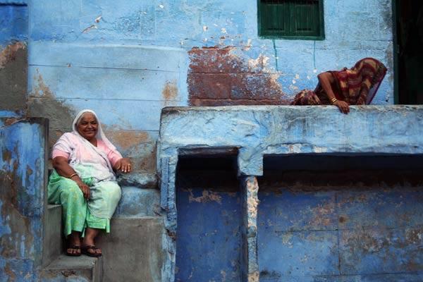 Podróz po Indiach<br /> Jodhpur, Radzastan.