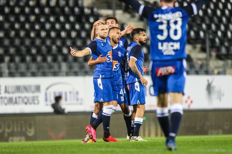 Lech Poznań po pięciu latach awansował do fazy grupowej Ligi Europy.Oto kilka wniosków po dramatycznym meczu w Charleroi. Co wiemy przed nadchodzącymi
