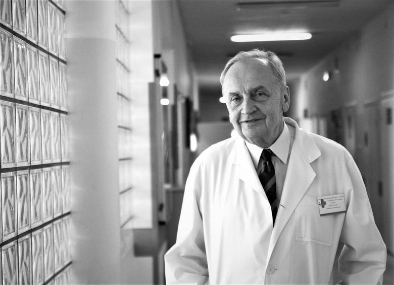 Nie żyje Marcin Olajossy, znany lubelski psychiatra. Miał 74 lata
