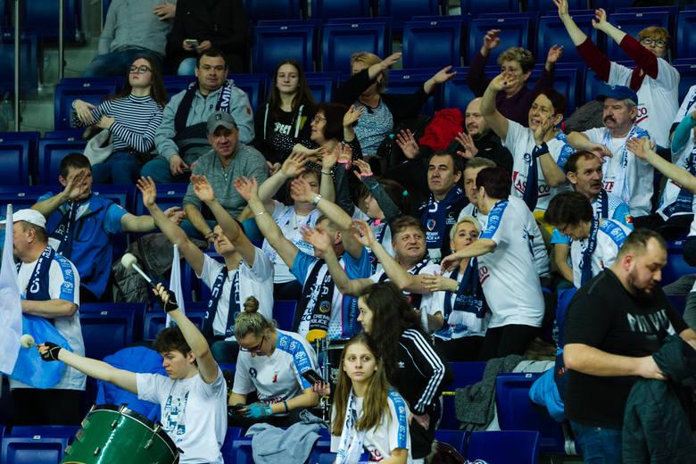 Około czterech tysięcy widzów oglądało na żywo z trybun ostatnie spotkanie Chemika Police na własnym parkiecie w tej edycji Ligi Mistrzyń. Nasze siatkarki