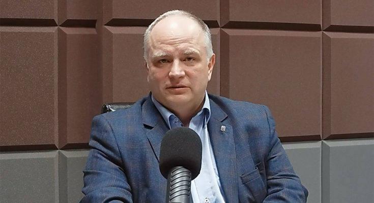 - Nasz protest trwa - mówi Tomasz Korczak, prezes oddziału ZNP w Radomiu.