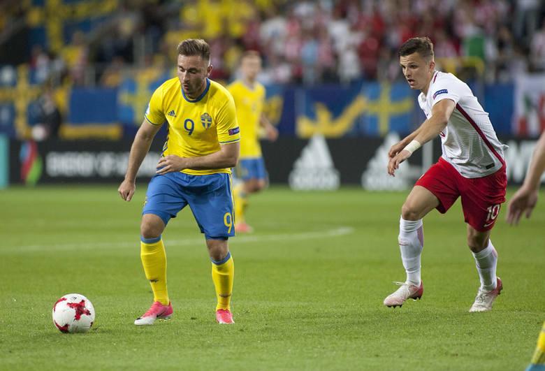 polska szwecja u21