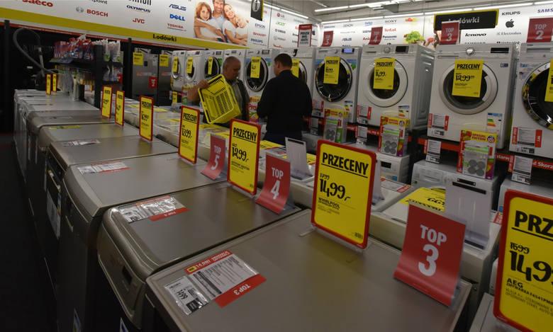 Kupujemy coraz droższy sprzęt AGD. Świadczy o tym rosnąca średnia wartość zamówienia, która w pierwszym kwartale ubiegłego roku wynosiła 1 884 zł, podczas