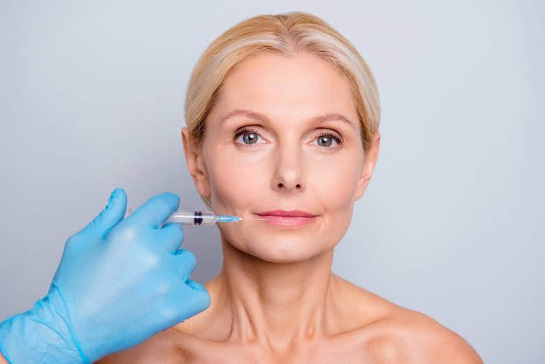 Specjalista zajmujący się wizerunkiem twarzy będzie potrafił zachować umiar w proponowanych zabiegach.