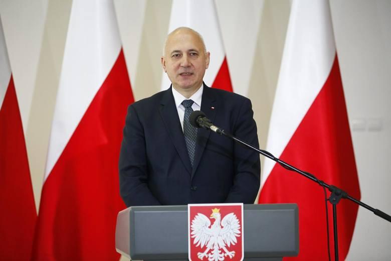 Minister Spraw Wewnętrznych i Administracji, Joachim Brudziński podziękował za bardzo dobry dialog i za efekt finalny, którym było podpisanie porozu