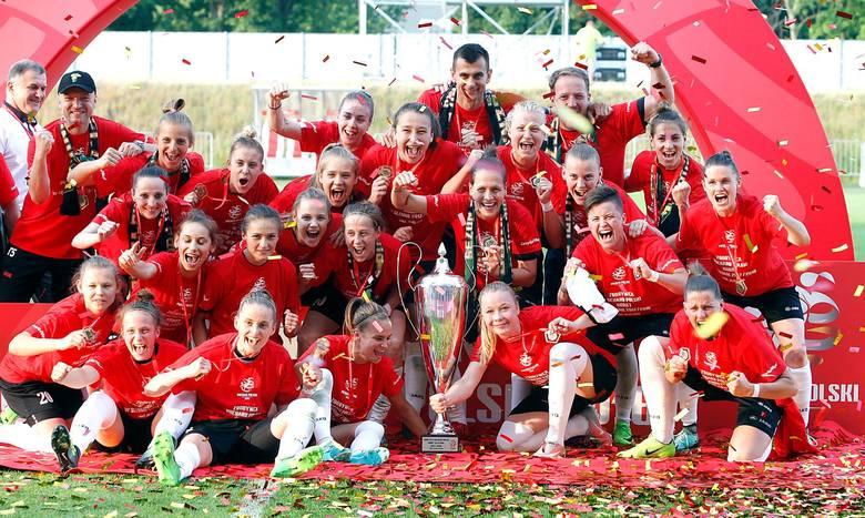 W poprzednim finale Pucharu Polski Górnik Łęczna pokonał Czarnych Sosnowiec 3:1