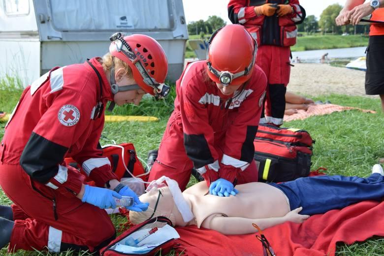 W Koszalinie odbyły się IV Ogólnopolskich Mistrzostwach Grup Ratownictwa Polskiego Czerwonego Krzyża. Reprezentacja GR PCK Przemyśl w składzie Marta