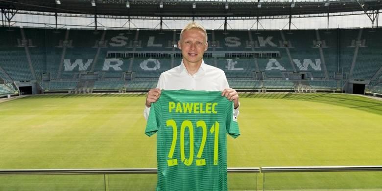 Mariusz Pawelec 2021. Stoper podpisał ze Śląskiem Wrocław nowy kontrakt