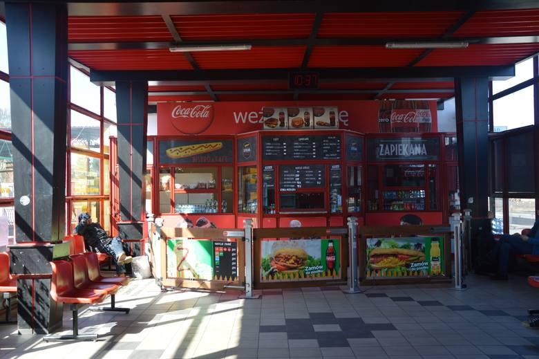 Dworzec autobusowy wymaga modernizacji. Wkrótce mają się rozpocząć drobne prace naprawcze