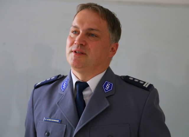 Bydgoszcz ma nowego komendanta miejskiego policji. Kim jest nowy szef bydgoskich mundurowych?