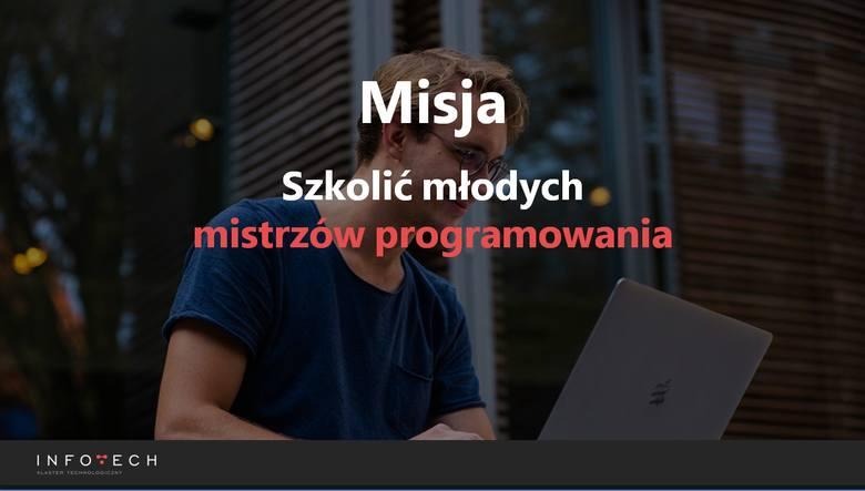 Technik programista. W Białymstoku powstaje szkoła ucząca jednego z najbardziej pożądanych zawodów na rynku