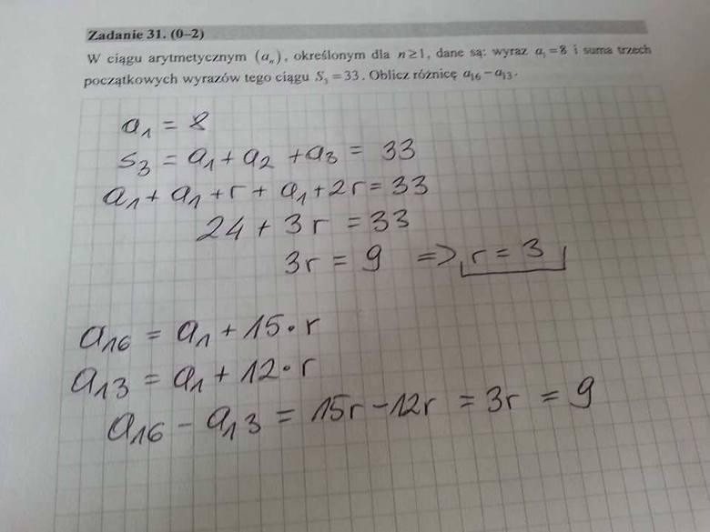 Matura 2018. Matematyka poziom podstawowy. Jesteś przygotowany? Sprawdź arkusze i odpowiedzi z ubiegłego roku. MATURA: MATEMATYKA już 7 maja