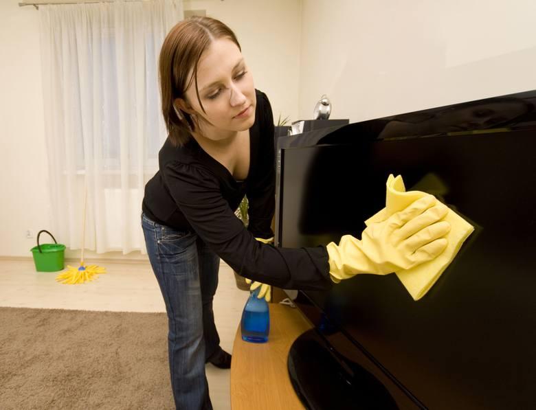 Firmy sprzątające zwłaszcza w dużych miastach cieszą się dużą popularnością.