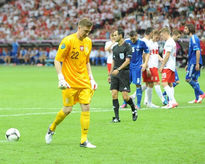Polska Grecja Euro 2012