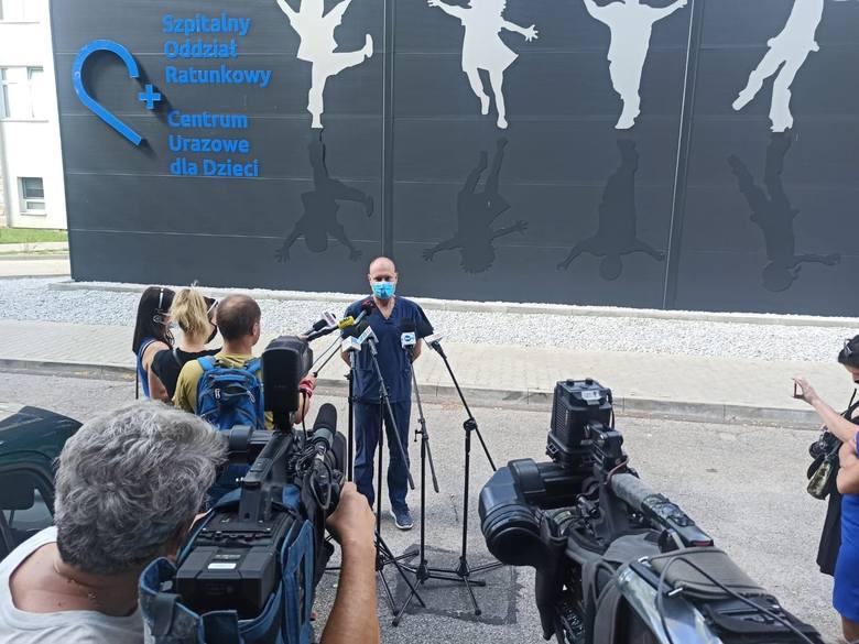 Dr Andrzej Bulandra, Górnośląskie Centrum Zdrowia Dziecka