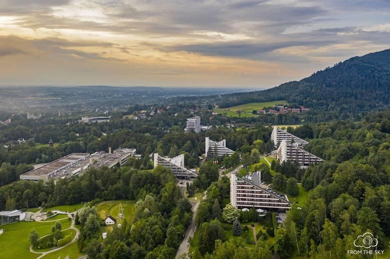 Uzdrowisko i sanatorium w Ustroniu