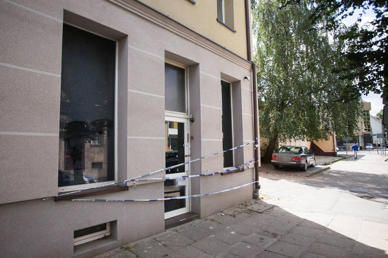 Do bójki doszło przy ul. Mickiewicza w Słupsku.