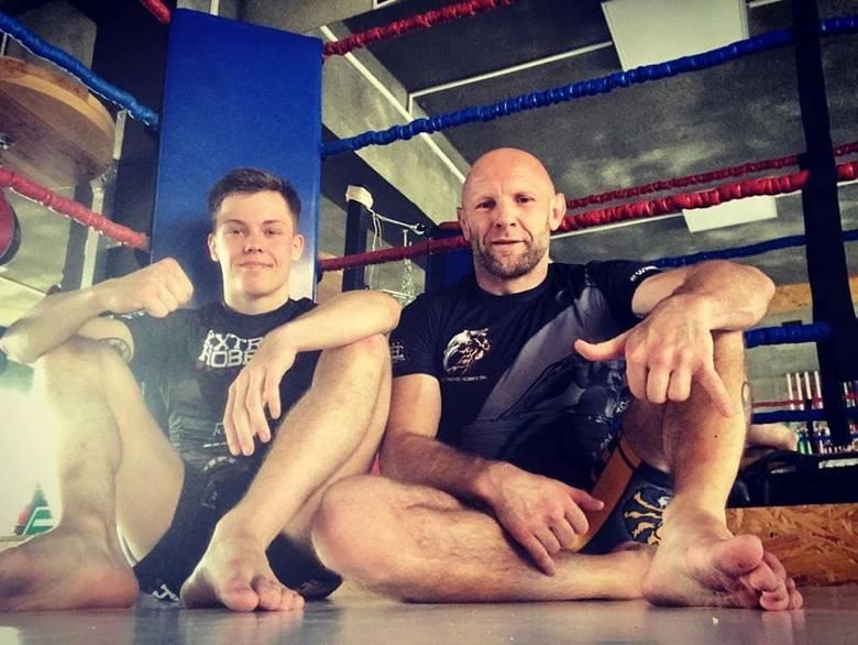 Jakub Drozdowski i Krzysztof Brzozowski