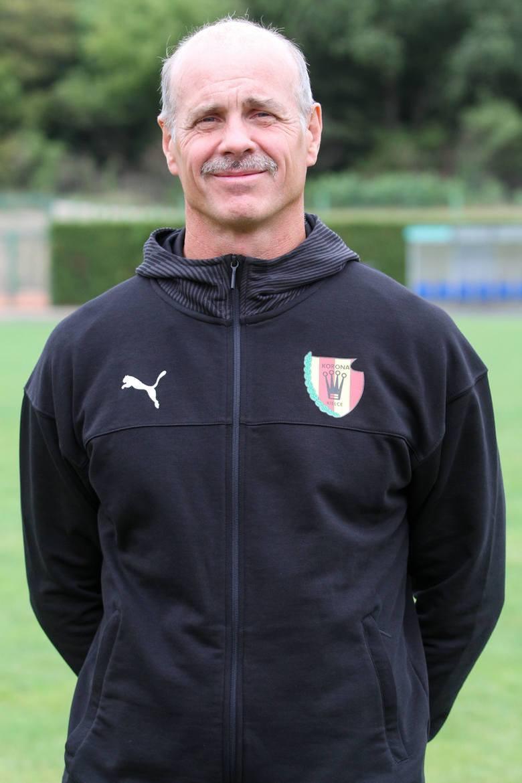 Trener bramkarzy Korony Kielce Mirosław Dreszer był kiedyś gwiazdą Euro, a wiele lat potem gola wbił mu… prezydent kraju
