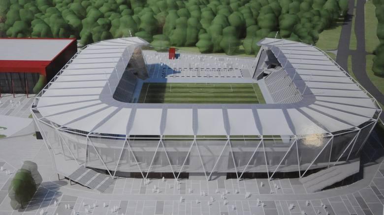 Nowy stadion ma być gotowy w grudniu przyszłego roku.