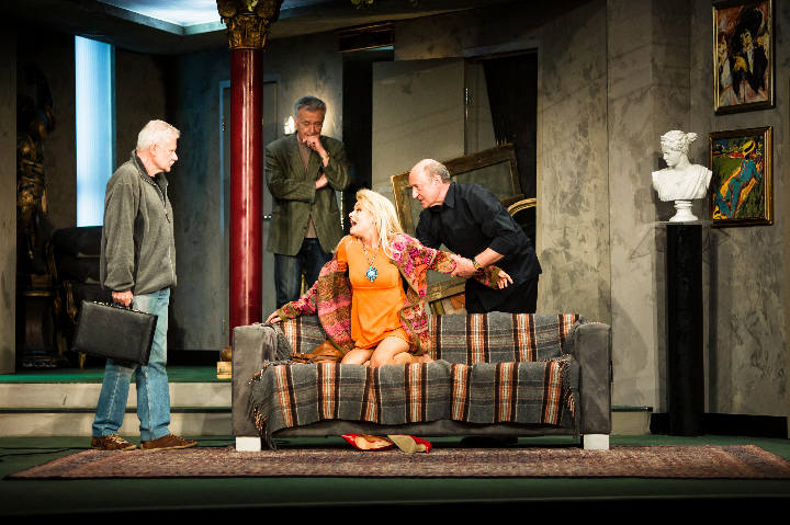 """""""Kolacja dla głupca"""" w Teatrze Muzycznym w Gdyni. Wygraj bilet na spektakl [konkurs]"""