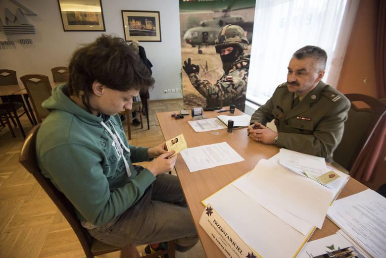 Co trzeba zabrać ze sobą na kwalifikację wojskową 2020?