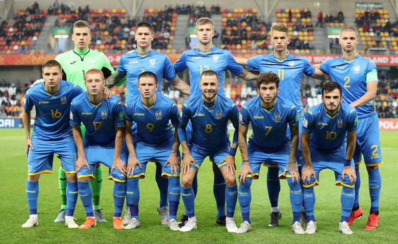 Reprezentacja Ukrainy udanie rozpoczęła mistrzostwa świata U-20