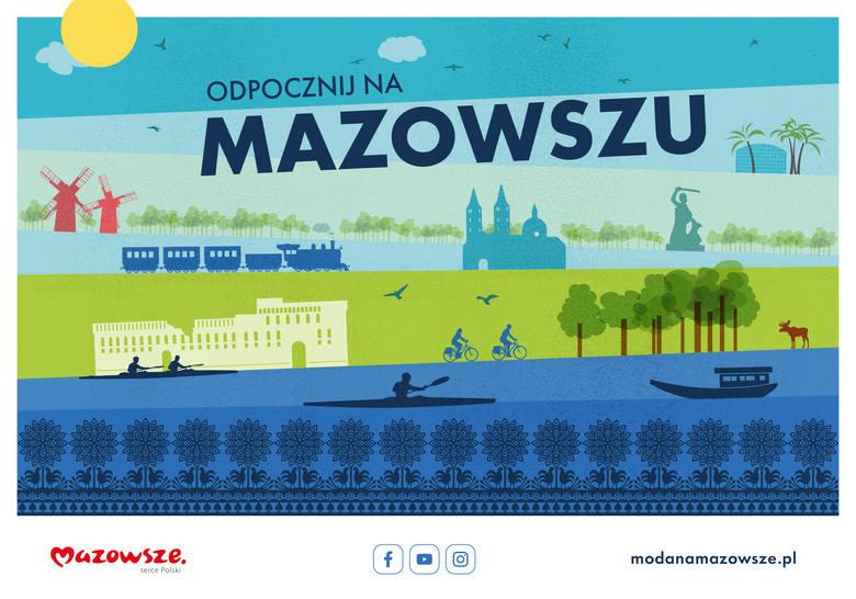 Spędź urlop na Mazowszu