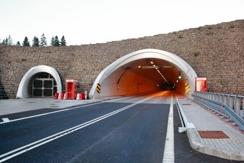 Tunel w LalikachJest pierwszym i jak na razie jedynym tunelem drogowym administrowanym przez Generalną Dyrekcję Dróg Krajowych i Autostrad w Katowicach.