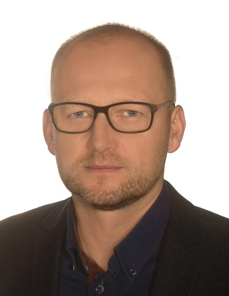 Marcin Kowalski- prezes