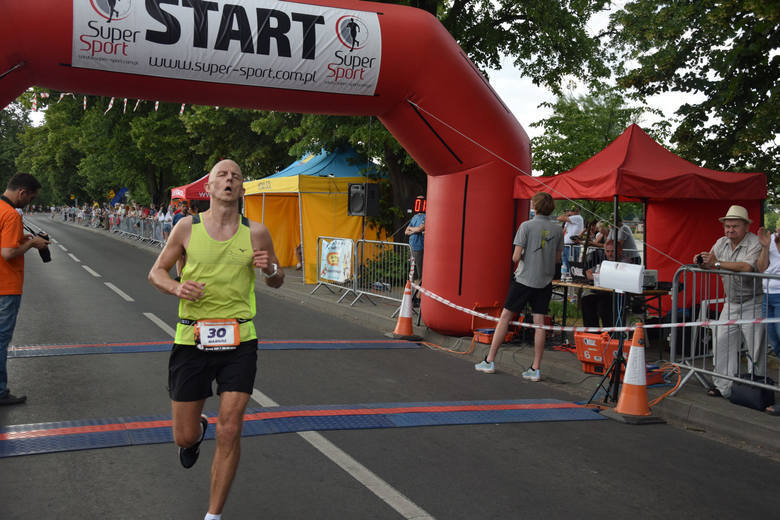 Edward Mazurkiewicz był wieloletnim dyrektorem i głównym organizatorem Półmaratonu Solan