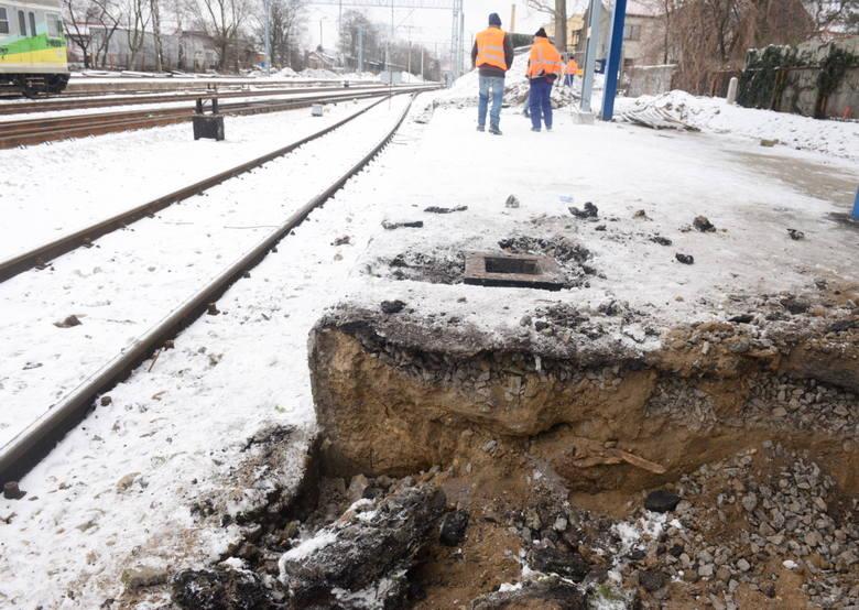 Perony i tunel w Zielonej Górze będą gotowe już w lipcu
