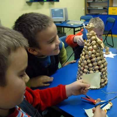 - Teraz mamy się czym pochwalić - cieszą się dzieci ze świetlicy przy szkole podstawowej nr 2