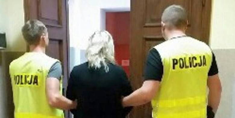 Wczoraj, 6 maja, Renata G. została zatrzymana i doprowadzona do aresztu śledczego