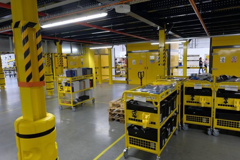 Amazon w Sosnowcu rekrutuje pracowników sezonowych do obsługi wzmożonego ruchu przedświątecznego