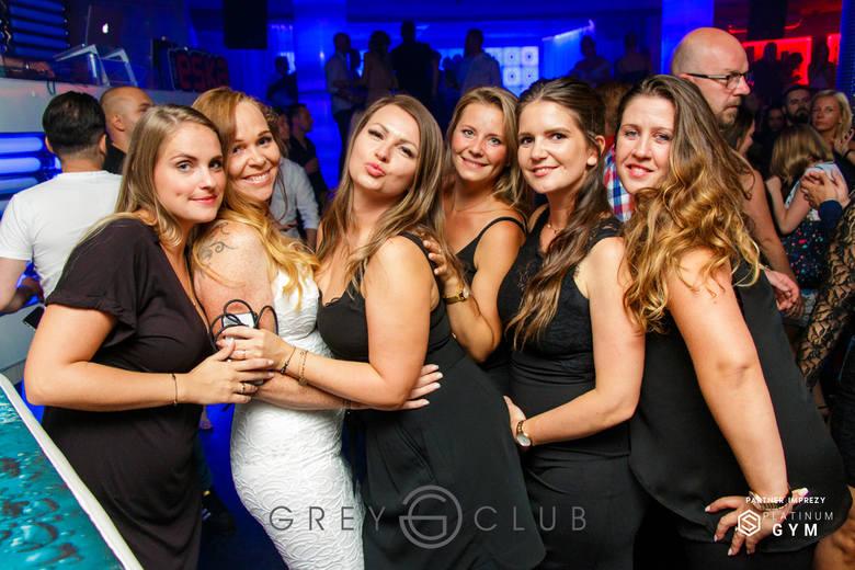 Tak bawiliście się w Grey Clubie w sobotę, 13 lipca. Znajdziecie się na zdjęciach? :-)Polecamy również: Zdjęcia z imprez w Szczecinie. Zobacz więcej!Zobacz
