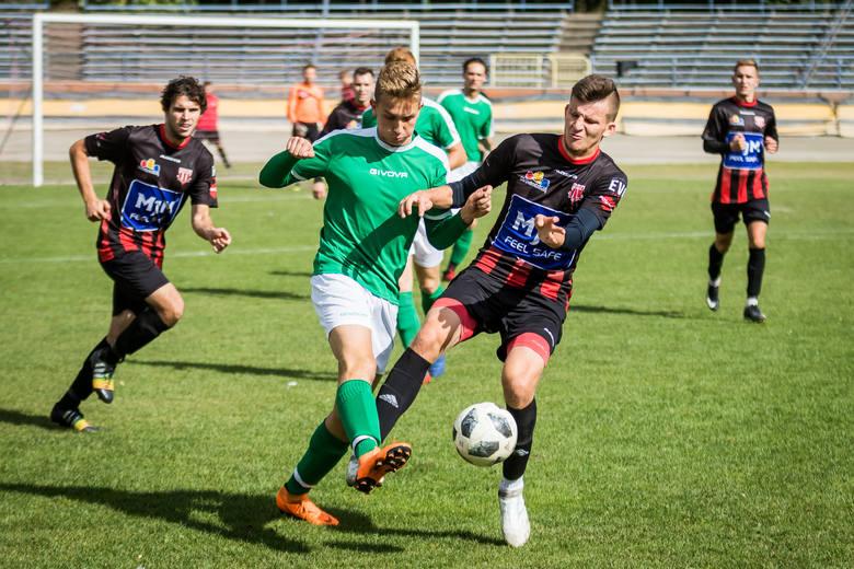W meczu 8. kolejki IV ligi KP Polonia Bydgoszcz zremisowała na własnym boisku przy ul. Sportowej z Kujawianką Izbica Kujawska 2:2. Wszystkie gole strzelono