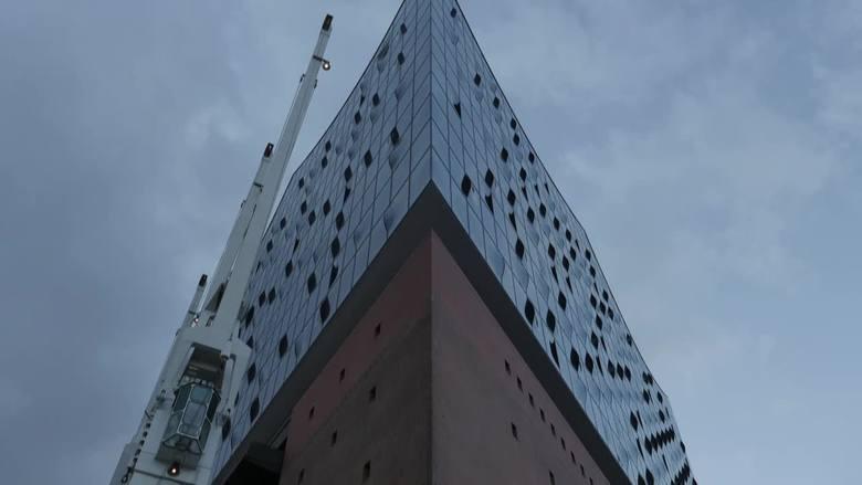 Elbphilharmonie w Hamburgu