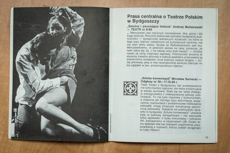 Janusz Głowacki o bydgoskim teatrze: - Najlepiej wystawił moją sztukę
