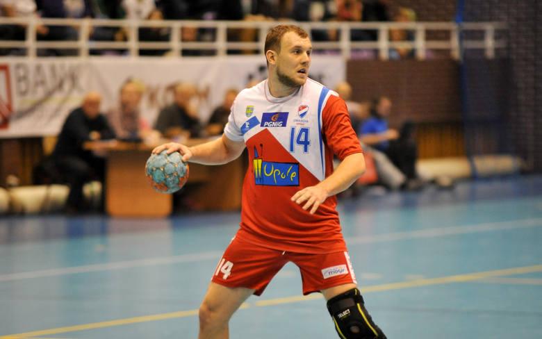 Rozgrywający Gwardii Kamil Mokrzki zdobył cztery bramki.
