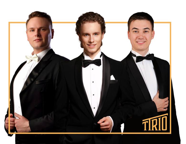 Grupa Tenor Trio, czyli: Dawid Kwieciński, Łukasz Ratajczak i Piotr Pastuszka wystąpią w sobotę (10 sierpnia) na pierwszym z czterech koncertów Fontanny