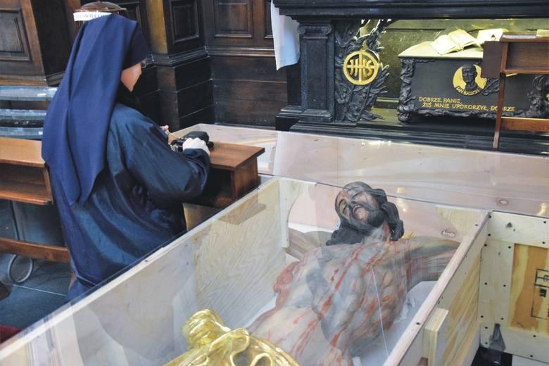Chrystus z Przemyśla krzyżowany raz na sto lat