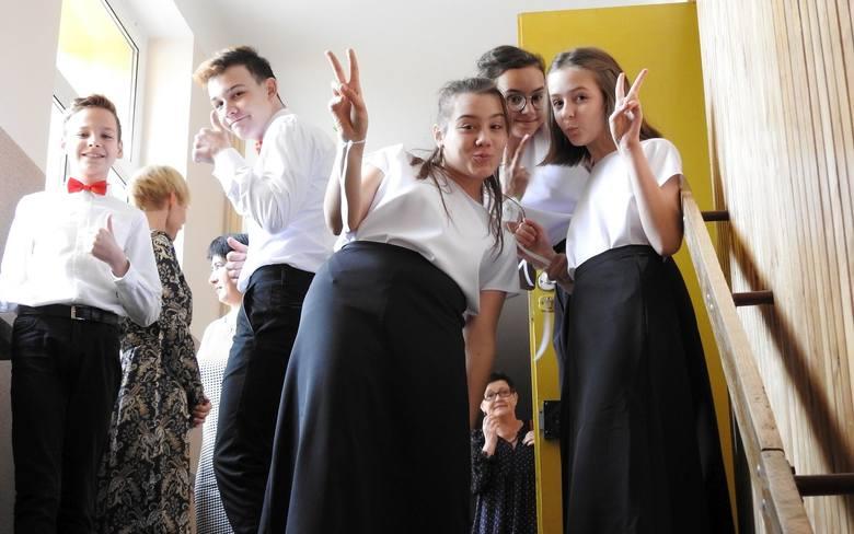 Swoje święto miała Szkoła Podstawowa nr 1 w Małkini Górnej