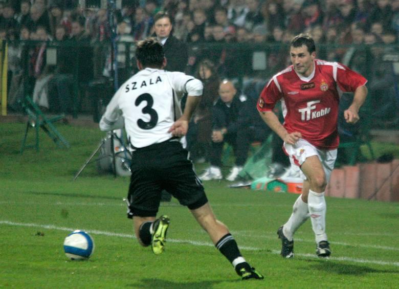 28.10.2007: Wisła - Legia Warszawa
